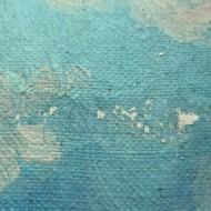 Berghauer, Detail nach Kittung