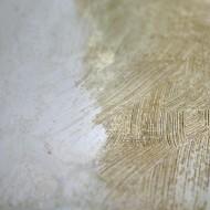 Scharlott - Detail während Firnisabnahme 3