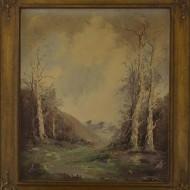 Vorzustand Gemälde