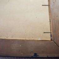 Vorzustand Detail Rückseite